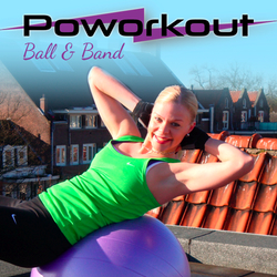Poworkout Ball & Band app